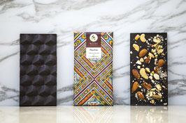 ▲ MACHIE | Nuts 71% Chocolate | ▼