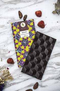 ▲ DALUCHI | Strawberry Dark 71% Chocolate | ▼