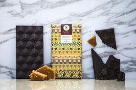 ▲ CHIASOKA | English Toffee 71% Chocolate | ▼