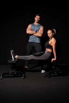 """Die Muskelbox """"EXPERT"""" für Mann und Frau"""