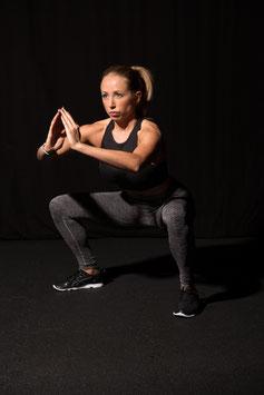 Die Muskelbox für die Frau