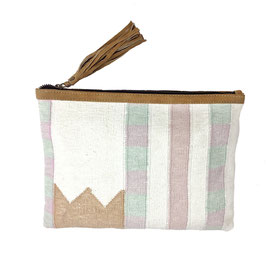 "Ipad Bag ""SHADES OF PASTEL"" - a"