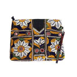 "Bohemian XL- Clutch | Bag  ""folkloric flower"""