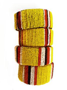 Maasai Stand together • yellow