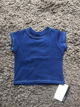T-Shirt kurzarm Jungs dunkelblau