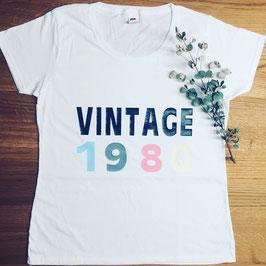 Vintageshirt 1980