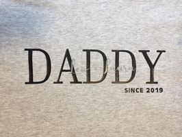 DADDYSHIRT personalisiert