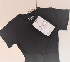 T-Shirt kurzarm schwarz
