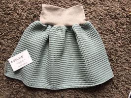 Waffelrock mint