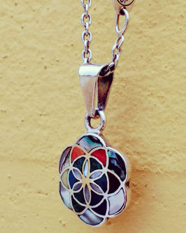 THE FLOWER OF LIFE / SILVER HAZE