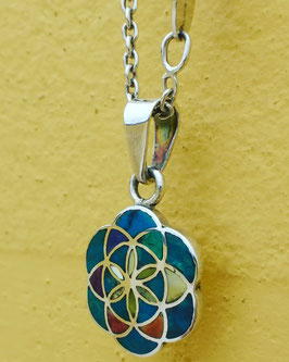 THE FLOWER OF LIFE / BLUE CHEESE