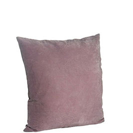 Madam Stoltz Kissenbezug LIGHT PLUM