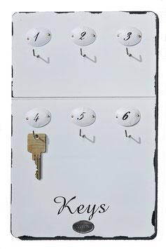 Schlüsselbrett SEASIDE