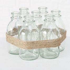 Vase Natural 7er