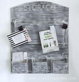 Wand Organizer Storage