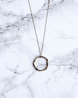Kette Big Wreath Gold o. Silber