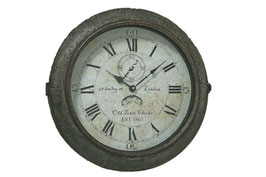 Grosse Wand-Uhr VINTAGE Agneta