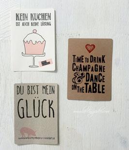 Good Old Friends Postkarten