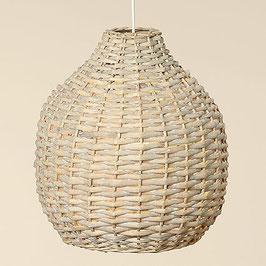Korblampe aus Weide