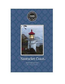 Bridgewater Sachet Nantucket Coast