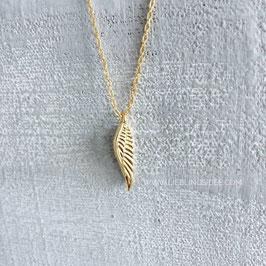 Kette Flügel gold