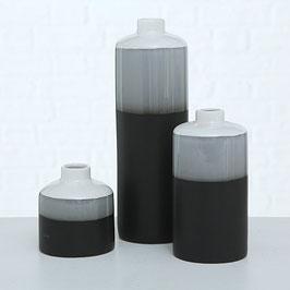 Vase Grey Mix