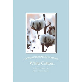 Bridgewater Sachet WHITE COTTON