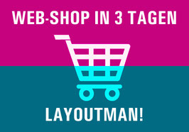 Web-Shop in 3 Tagen