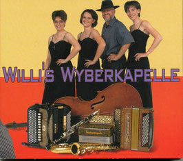 "CD ""Willis Wyberkapelle"""