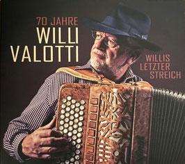 """CD """"Willis letzer Streich"""""""