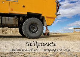 """Kalender Stillpunkte """"Reisen und Stillen - Bewegung und Stille"""" DIN A4"""