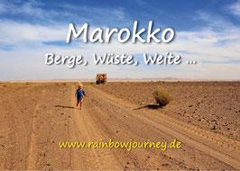 """Kalender Marokko """"Berge, Wüste, Weite..."""""""