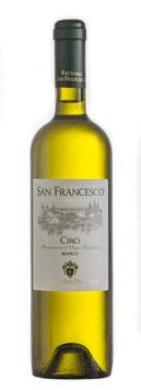 FATTORIA SAN FRANCESCO CIRO' BIANCO CLASSICO D.O.C.