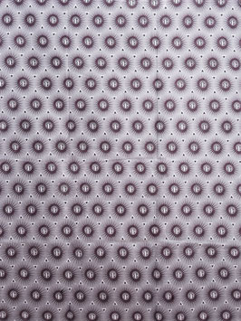 # 56 - Tissu WAX pagne africain 182X118CM -  100% Coton- African Print ROSE