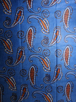 # 21 -Tissu WAX pagne africain 182X118CM -  100% Coton- African Print