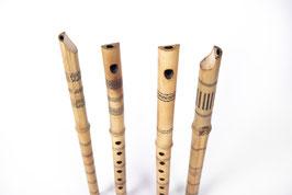 Flûte à bec en bambou