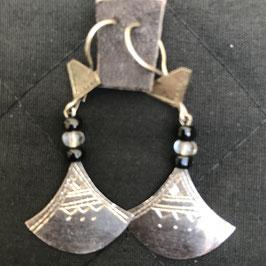 Boucles d'oreilles touareg - shat shat
