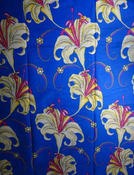 # 20 -Tissu WAX pagne africain 182X118CM -  100% Coton- African Print