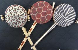 Tic Tac Drum - Mini tambour traditionnel - Mini Djembé