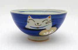 Bol porcelaine Maneki Neko