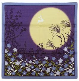 Furoshiki Lapins et Clair de Lune
