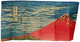 Noren court Le Mont Fuji Rouge