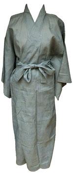 Yukata Kasane-gumi sur fond gris clair