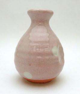 Verseuse à saké Shinoyaki (rose pâle)