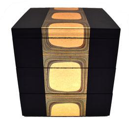 Grande boîte Kodai noire