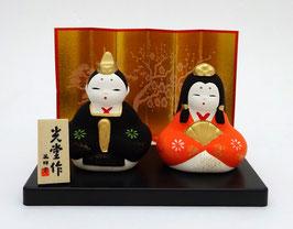 Présentation Couple Impérial Hina Matsuri