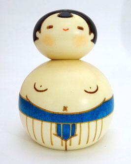 Osumo-san (bleu)