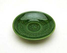 Petite assiette Oribe (vert)