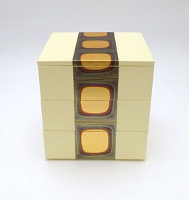 Petite boîte Kodai ivoire