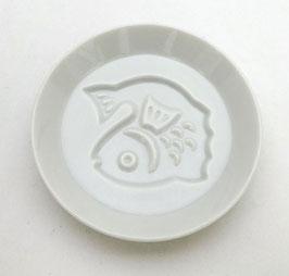 Coupelle pour sauce soja, motif Koi (carpe)